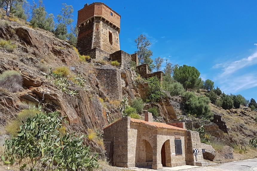 Torre del Oro de Alcántara