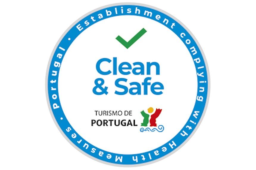 sello clean&safe portugal