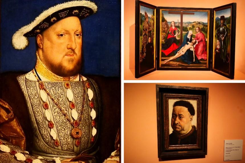 Obras del Museo Thyssen-Bornemisza