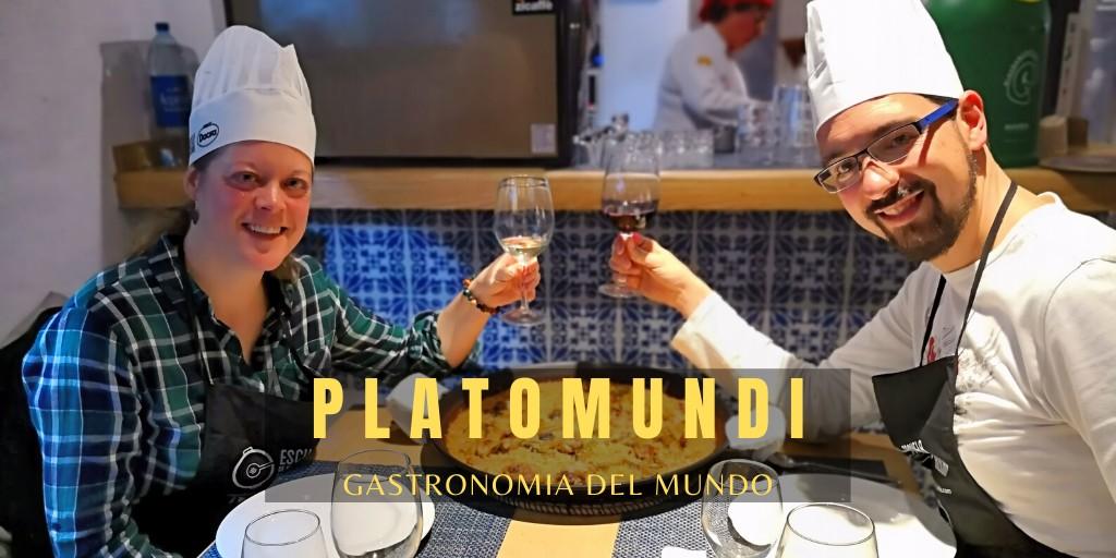 Platomundi, turismo gastronómico por el mundo