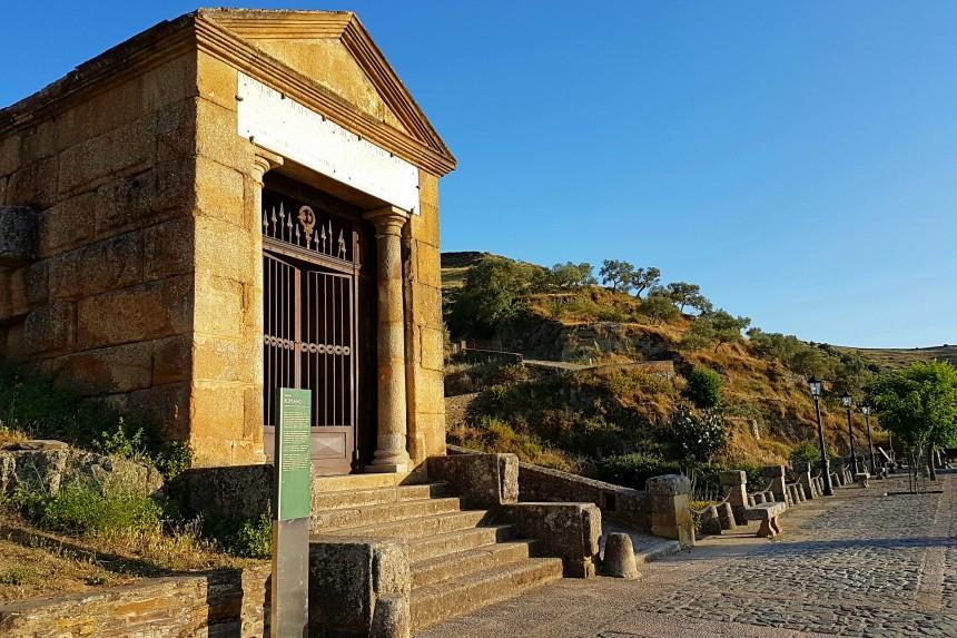 Templo romano de Alcántara