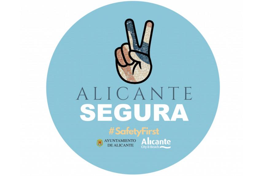 sello Alicante segura