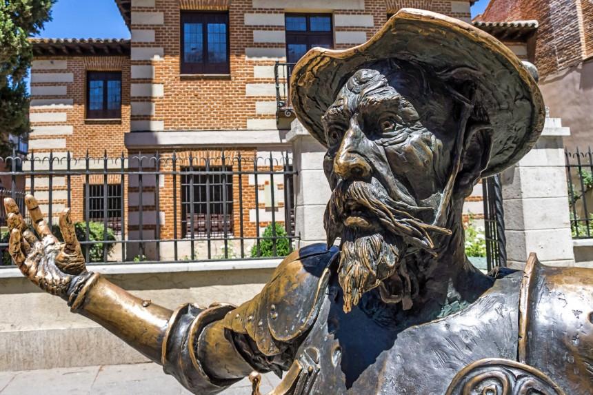 Alcalá de Henares, cuna de Miguel de Cervantes