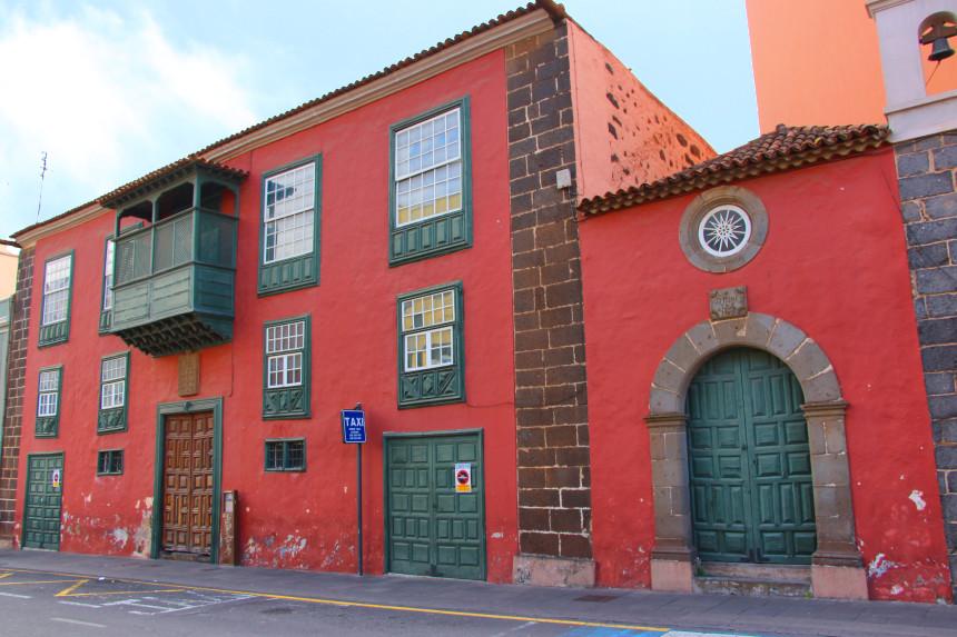 Casa Peraza y Ayala