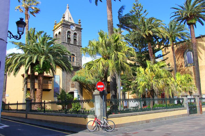 Convento de San Agustín en La Laguna