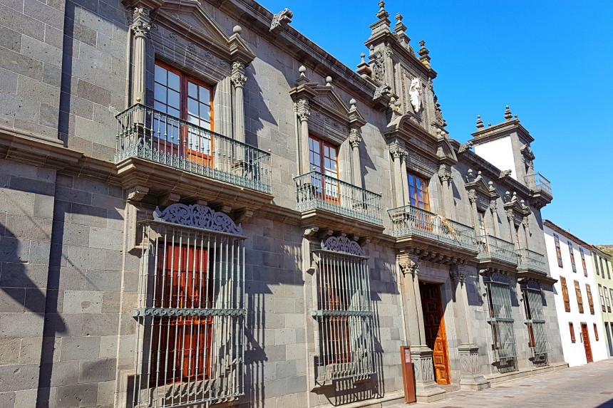Palacio de Nava en La Laguna