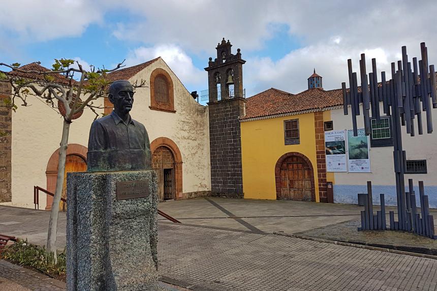 Plaza de Santo Domingo en La Laguna
