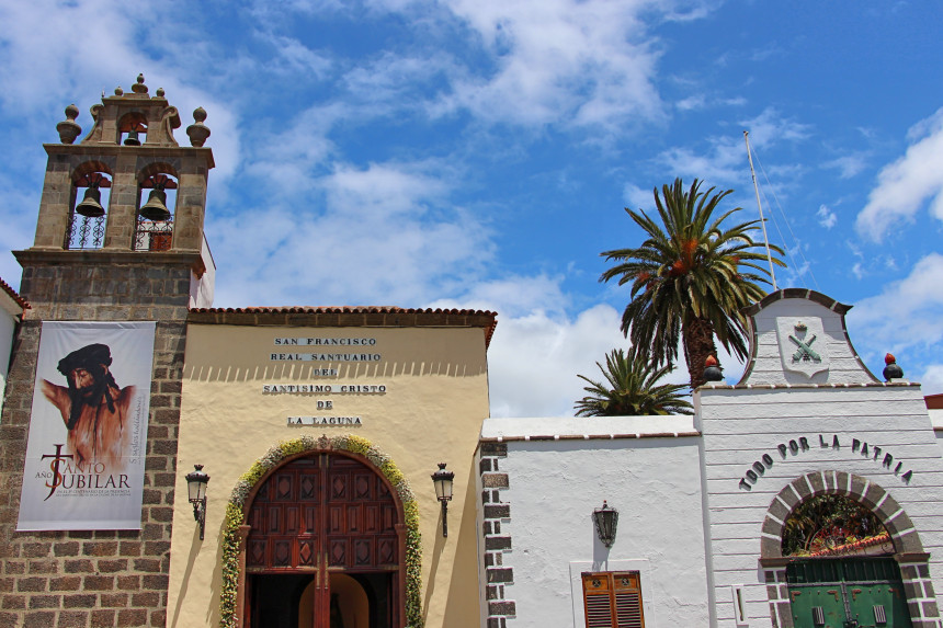 Real Santuario del Cristo de La Laguna