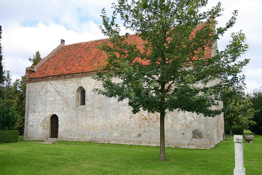 Sankt Ibs Kirke en Roskilde