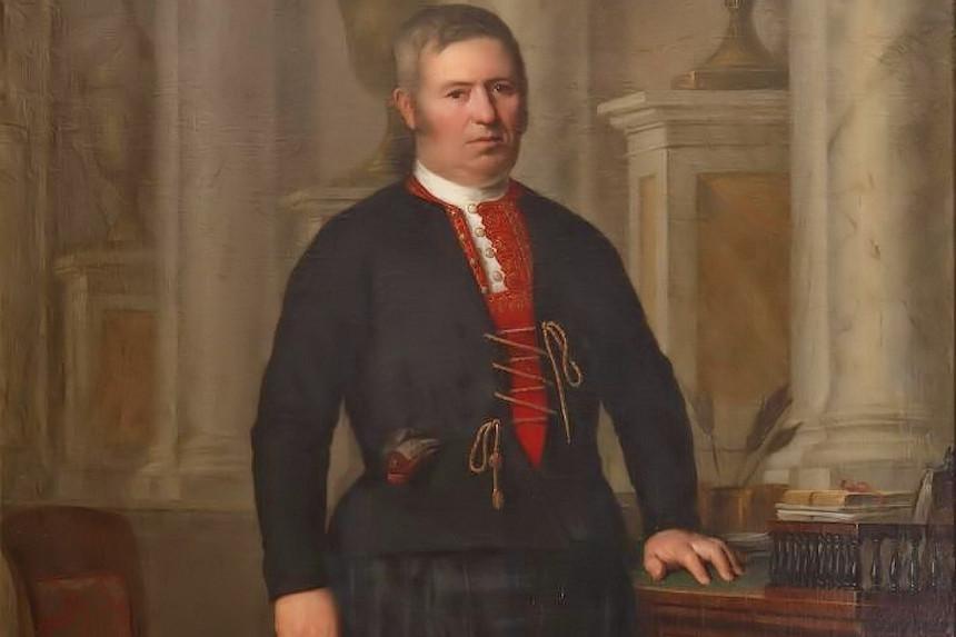 Santiago Alonso Cordero, el Maragato