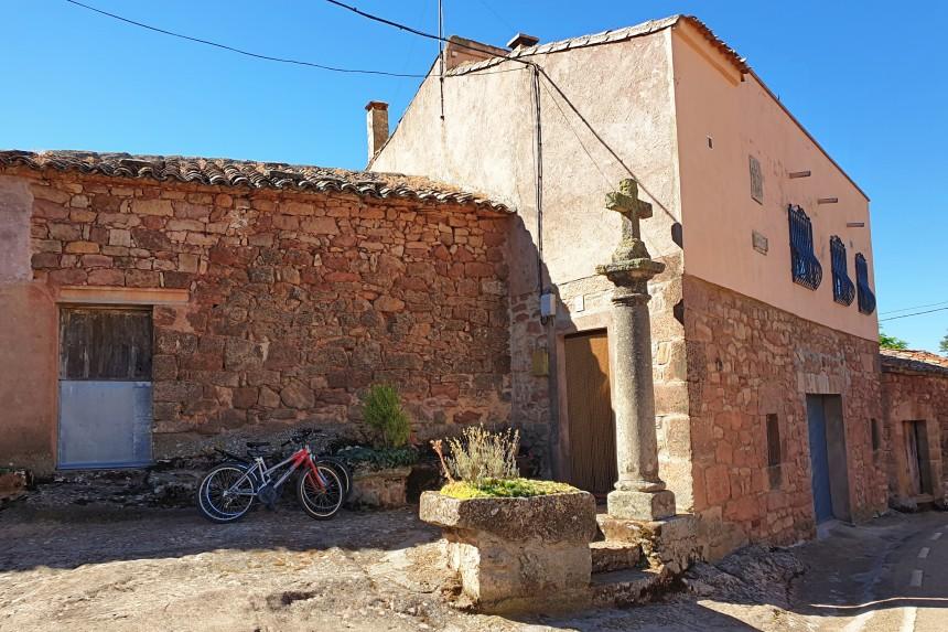 calles de Romanillos de Medinaceli