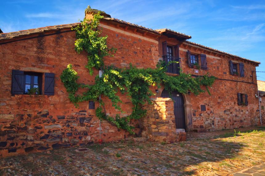 casa de Castrillo de los Polvazares