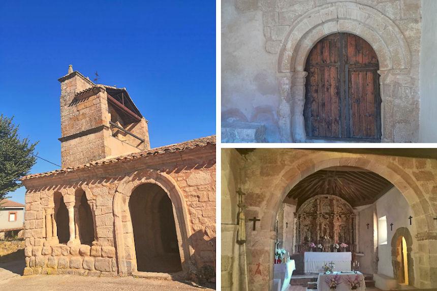 Iglesia de San Juan Bautista de Cubillas del Pinar