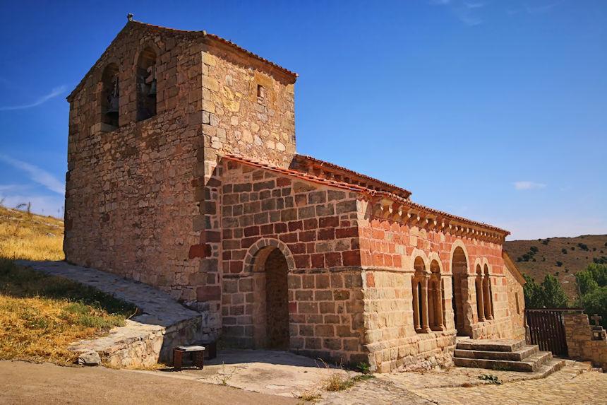 Iglesia de San Juan Bautista de Jodra del Pinar