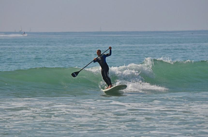 Profesional de Paddle Surf