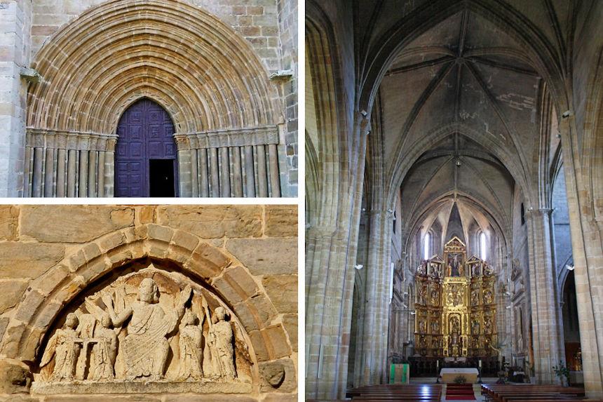 Colegiata de San Miguel en Aguilar de Campoo