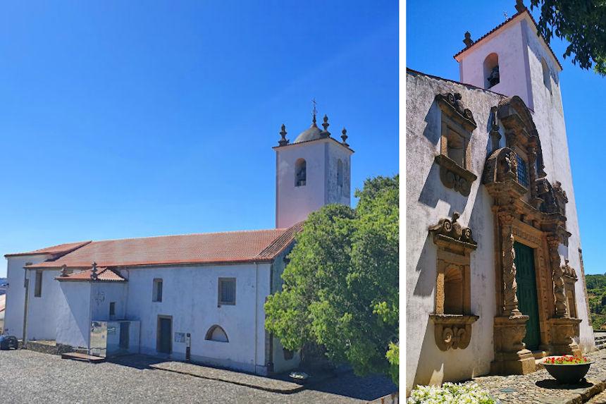 Iglesia de Santa María de Bragança