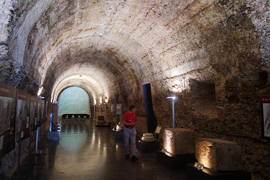 Museo Romano de Astorga La Ergástula