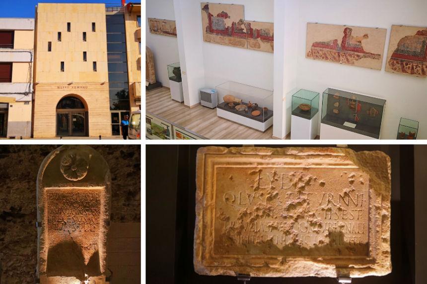 Museo Romano la Ergástula