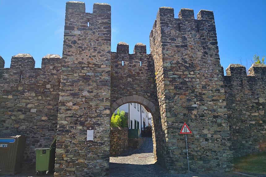 Puerta del Sol de Braganza