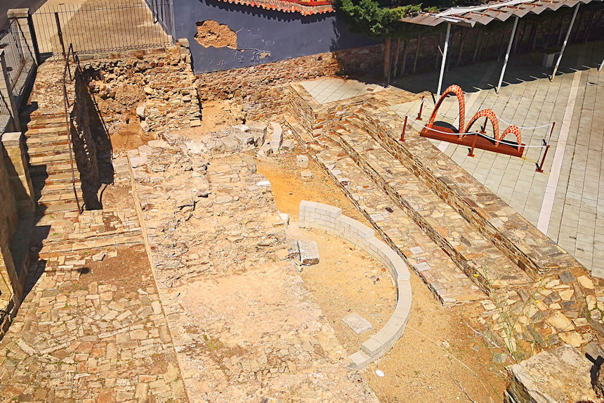 Puerta romana de Astorga