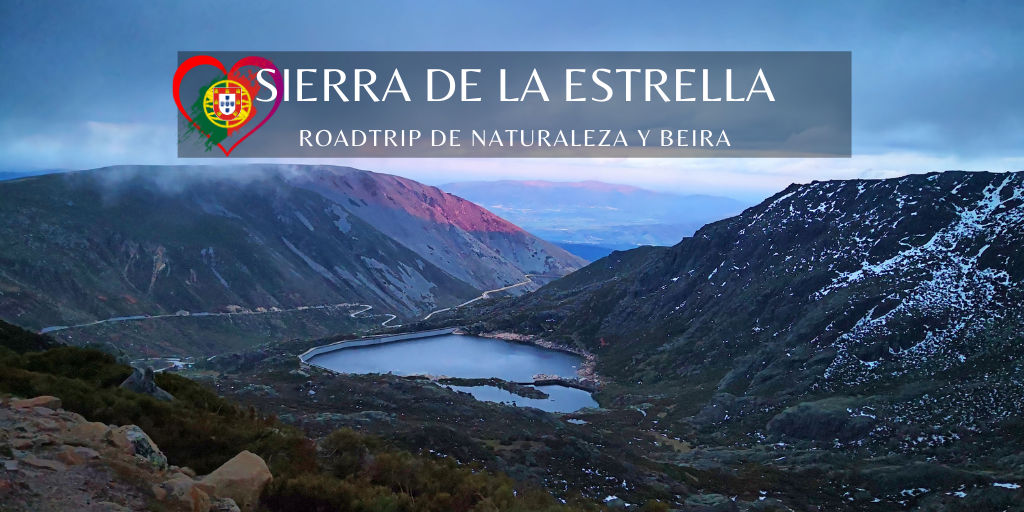 Sierra de la Estrella en Portugal