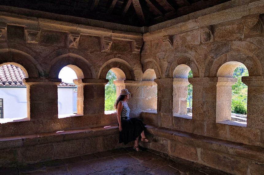 casa de la cámara de la Domus Municipalis de Bragança