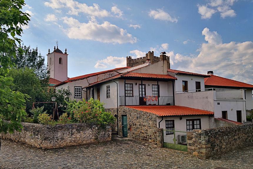 ciudadela amurallada de Braganza