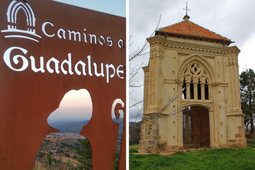Caminos a Guadalupe, Ermita del Humilladero