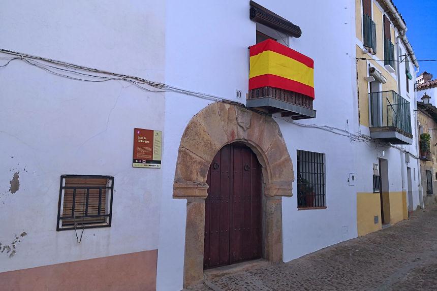 Casa de Gil Cordero en Guadalupe