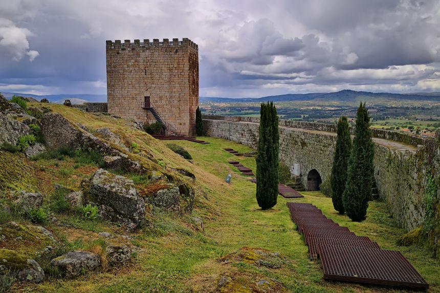 Castillo de Celorico da Beira
