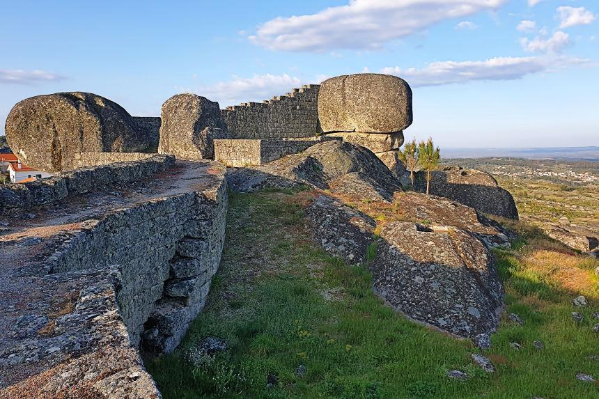 Castillo de Moreira de Rei