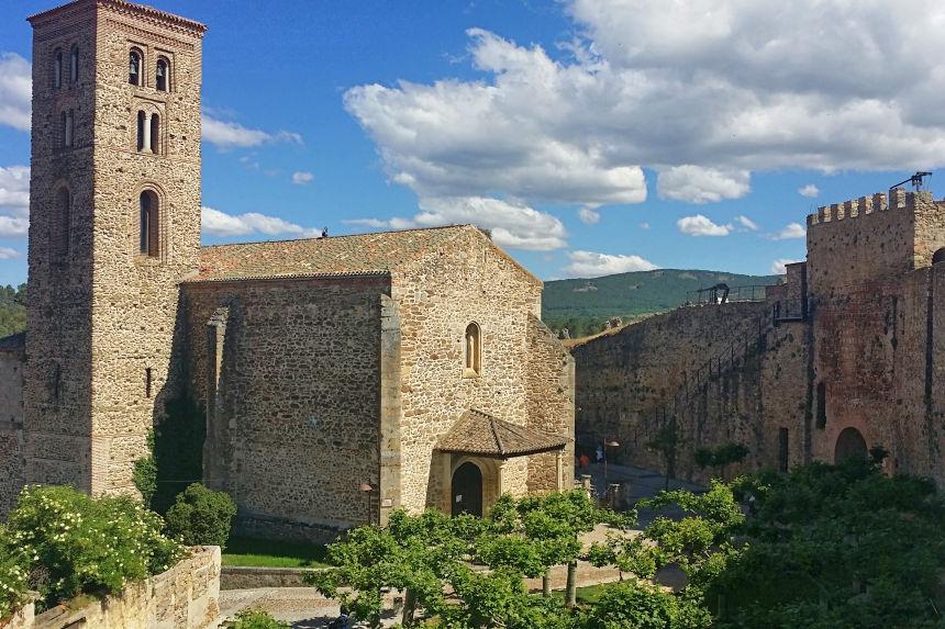 Iglesia de Santa María del Castillo