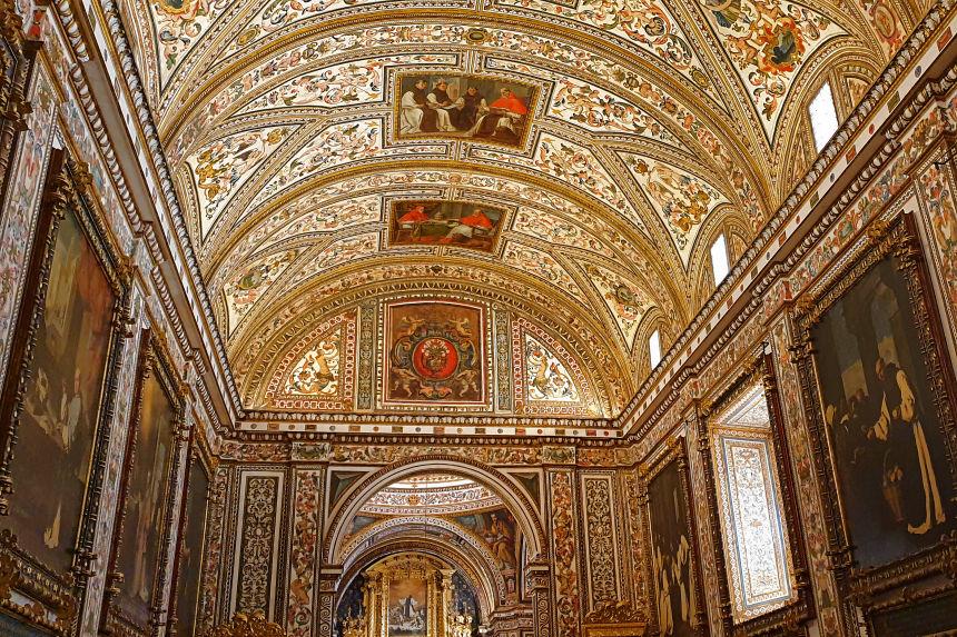Sacristía del Real Monasterio