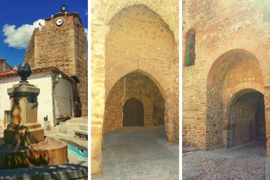 Torre albarrana o Torre del Reloj