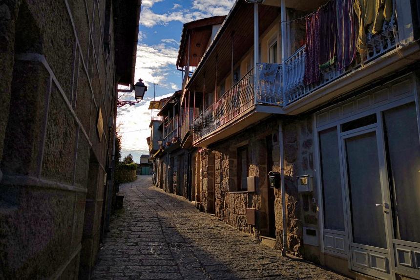 Calles de Seixalbo