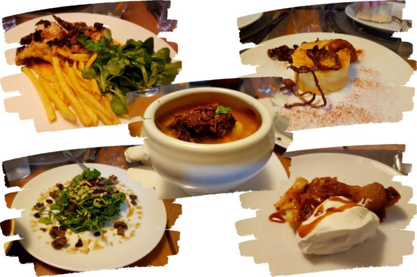 donde comer en La Hiruela