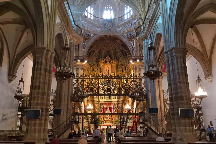 iglesia del Real Monasterio