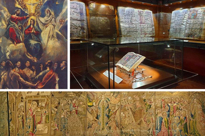 museos del real Monasterio