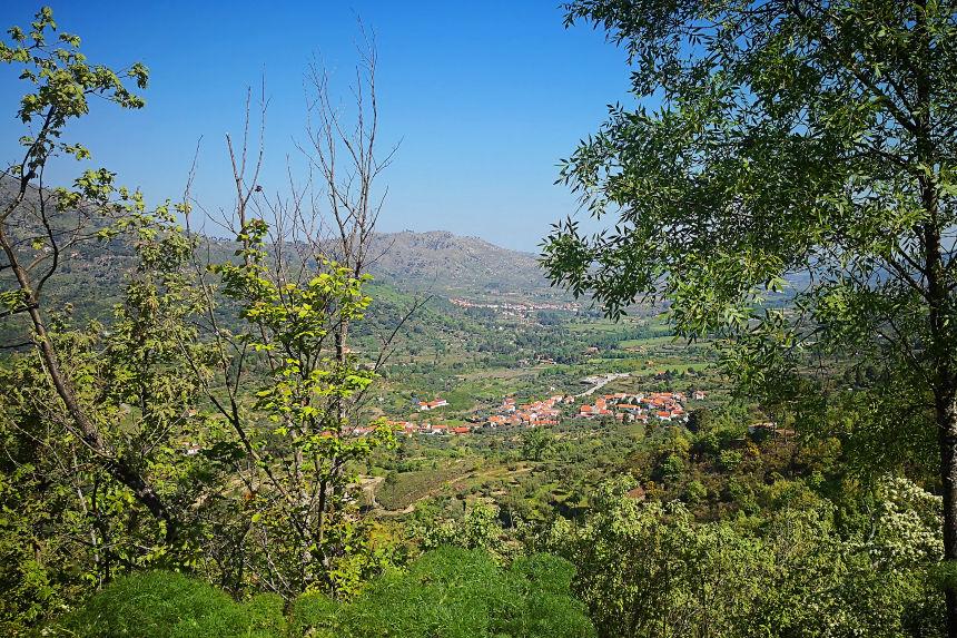 región de Beiras y Serra da Estrela