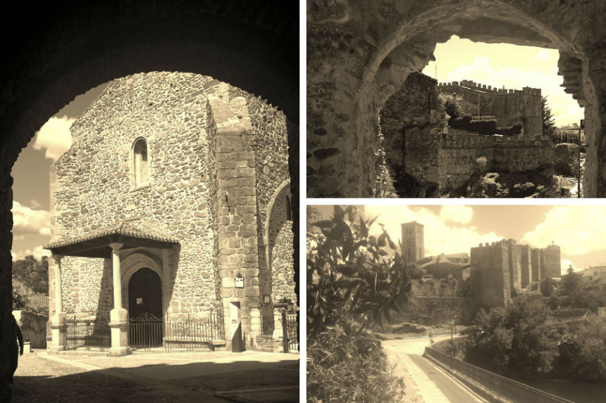 villa medieval de Buitrago