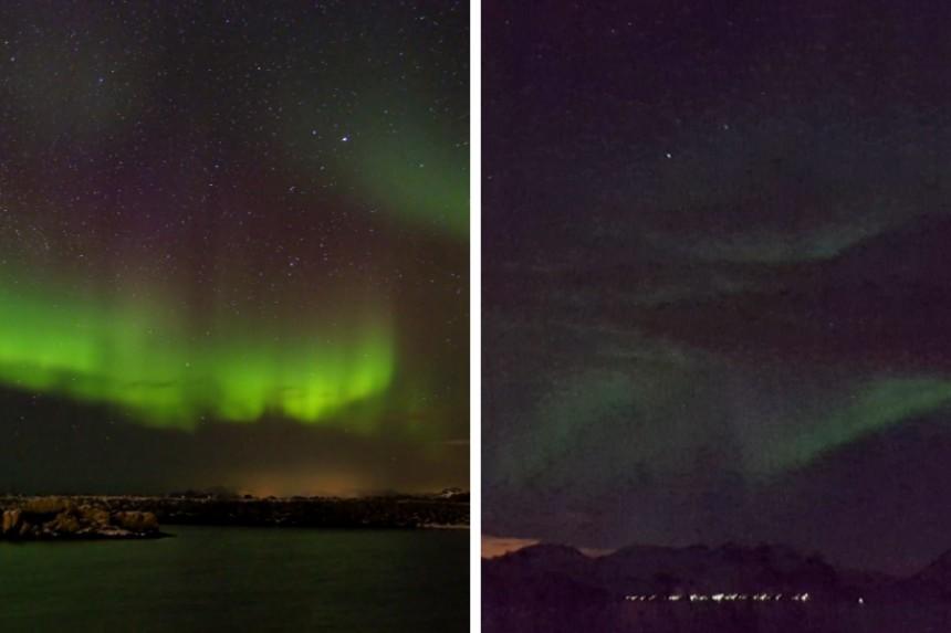 Comparativa fotografía reflex contra móvil