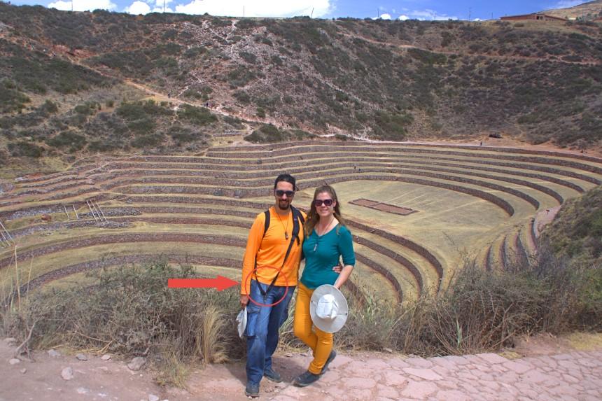 mapaymochila en Perú