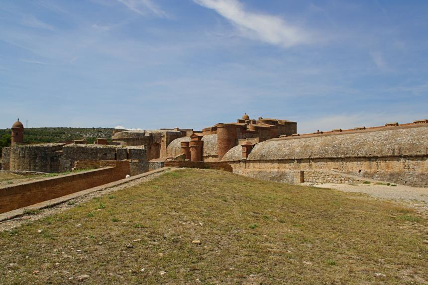 Fortaleza de Salses-Le-Château