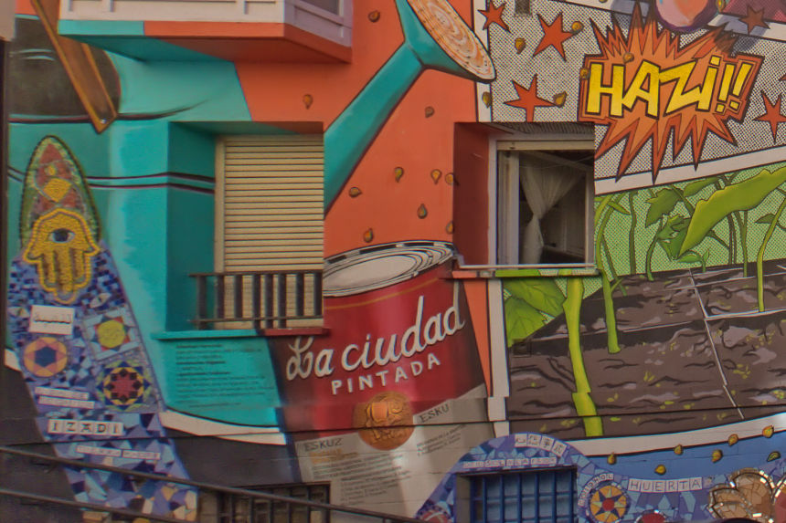 IMVG La Ciudad Pintada