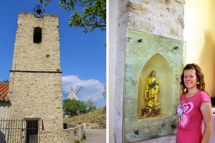Iglesia de Saint Jullien y St. Basillisse