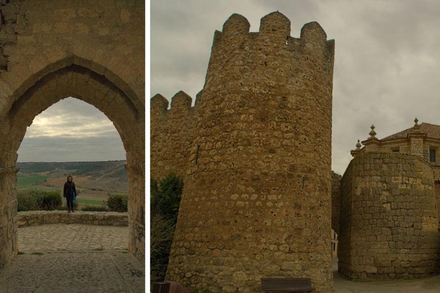 Puerta de la Villa y Puerta del Azogue