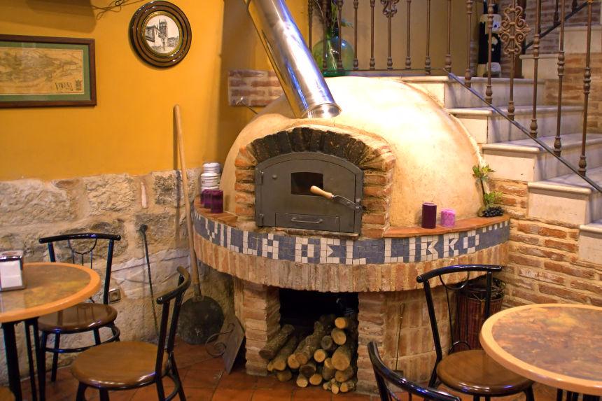 restaurantes en Urueña