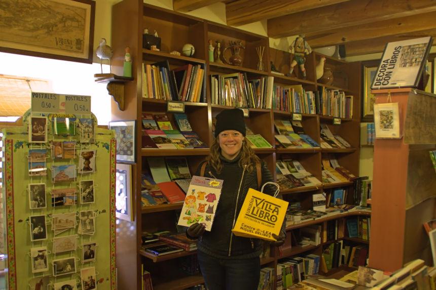 librerias en Urueña