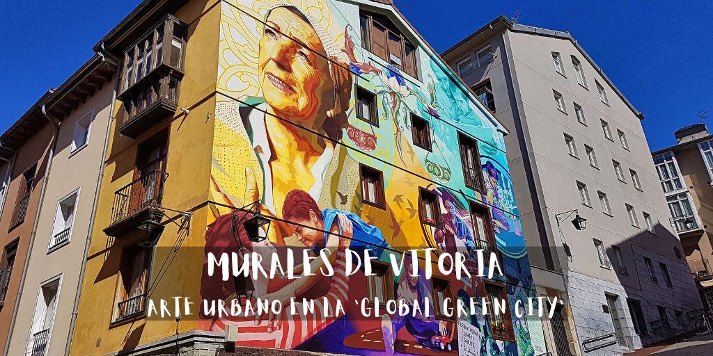 murales de Vitoria